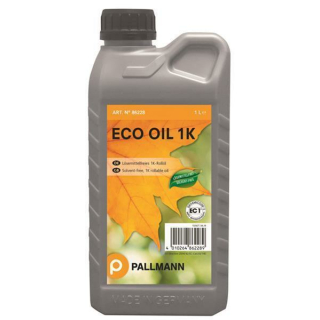 Pallmann ECO OIL 1K WHITE