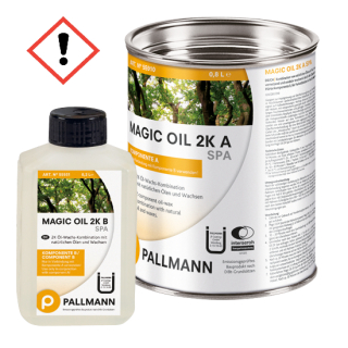 Pallmann Magic Oil 2K A/B SPA 1,0L