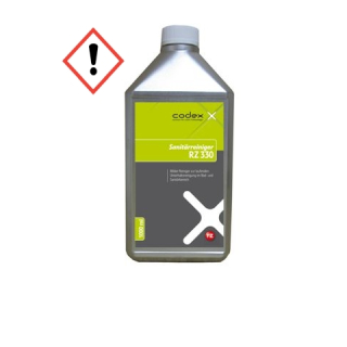 RZ codex 330 Sanitärreiniger 1L
