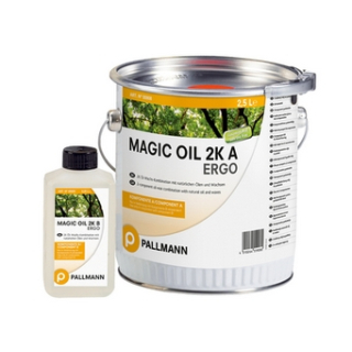 Pallmann Magic Oil 2K A/B ERGO 1,0L